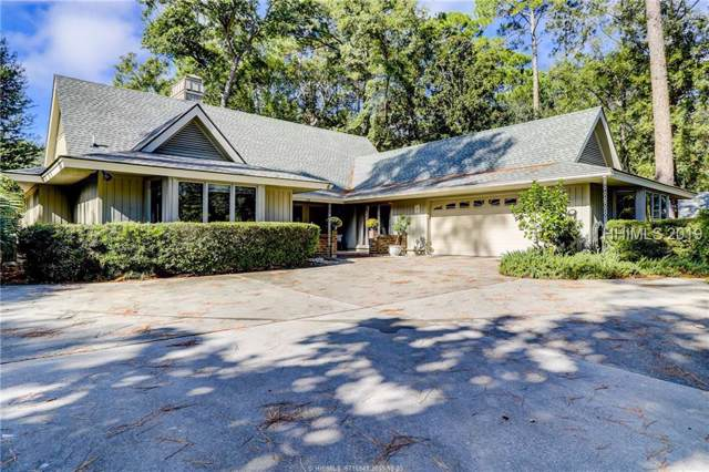138 Headlands Drive, Hilton Head Island, SC 29926 (MLS #397690) :: Southern Lifestyle Properties
