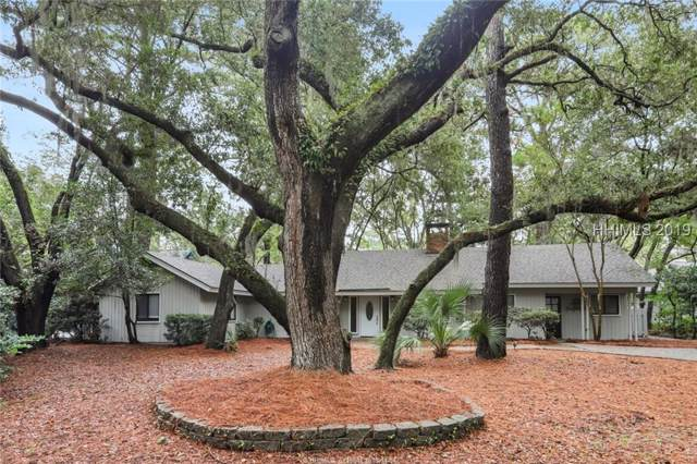 60 Deerfield Road, Hilton Head Island, SC 29926 (MLS #397830) :: The Coastal Living Team