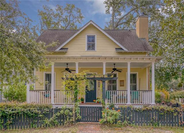 305 Cockle Lane, Beaufort, SC 29906 (MLS #397862) :: Southern Lifestyle Properties