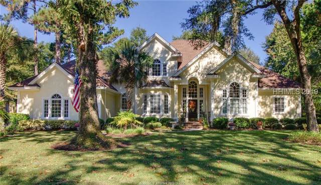 554 Colonial Drive, Hilton Head Island, SC 29926 (MLS #398026) :: The Alliance Group Realty