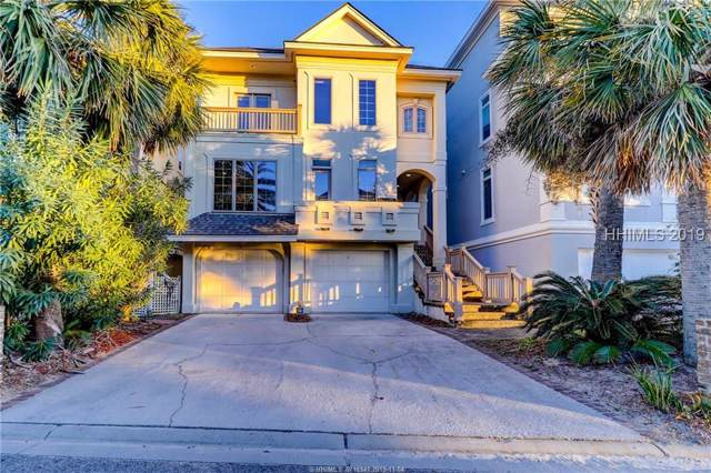 10 Collier Beach Road, Hilton Head Island, SC 29928 (MLS #398064) :: The Coastal Living Team