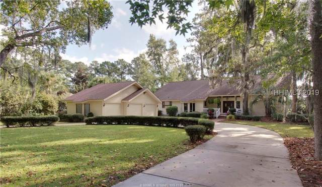 254 Moss Creek Drive, Hilton Head Island, SC 29926 (MLS #398111) :: Southern Lifestyle Properties