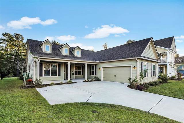 235 Cooper Run Road, Bluffton, SC 29909 (MLS #398126) :: Southern Lifestyle Properties