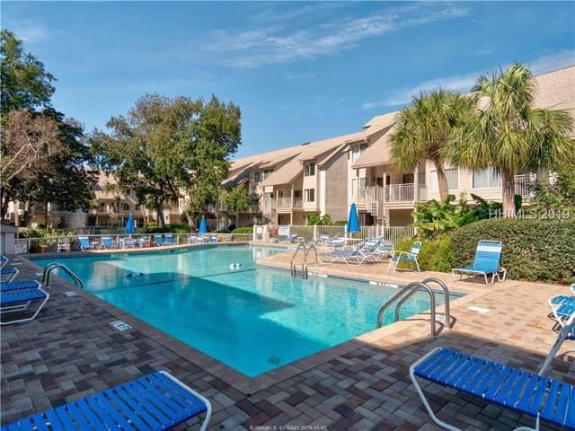 15 Deallyon Avenue #114, Hilton Head Island, SC 29928 (MLS #398141) :: Southern Lifestyle Properties