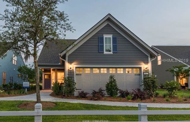 369 Turnberry Woods Drive, Bluffton, SC 29909 (MLS #398148) :: The Coastal Living Team