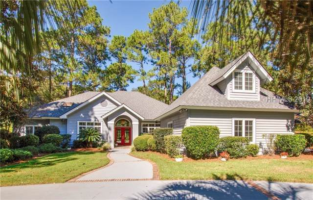 13 Saw Timber Drive, Hilton Head Island, SC 29926 (MLS #398210) :: Southern Lifestyle Properties