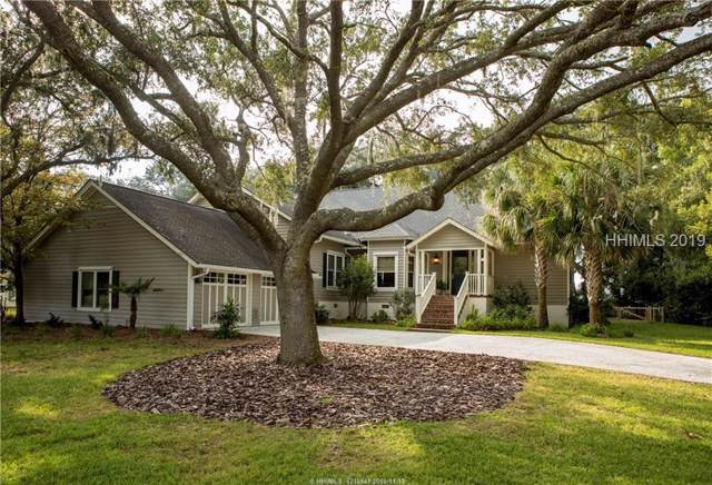 4 Country Club Drive, Beaufort, SC 29907 (MLS #398320) :: RE/MAX Island Realty