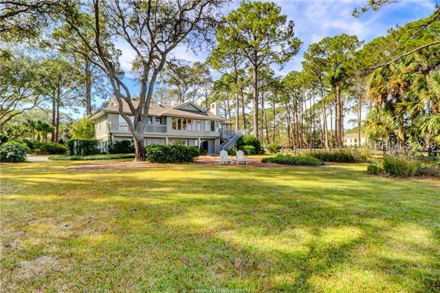 5 Overlook Place, Hilton Head Island, SC 29928 (MLS #398342) :: The Alliance Group Realty