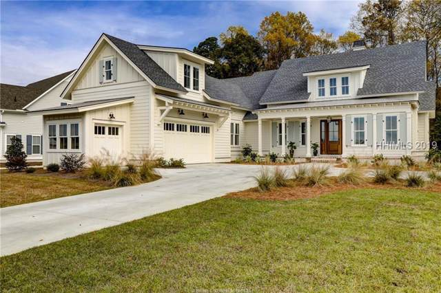 493 Flatwater Drive, Bluffton, SC 29910 (MLS #398399) :: Collins Group Realty