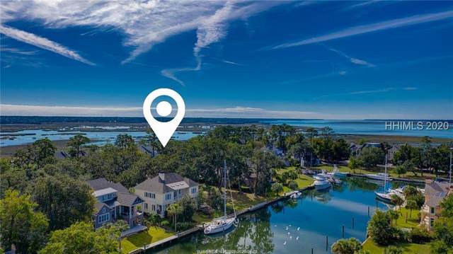 50 Harbour Passage, Hilton Head Island, SC 29926 (MLS #398409) :: The Alliance Group Realty
