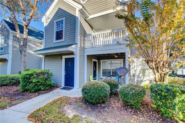 18 Old South Court 18G, Bluffton, SC 29910 (MLS #398570) :: RE/MAX Island Realty