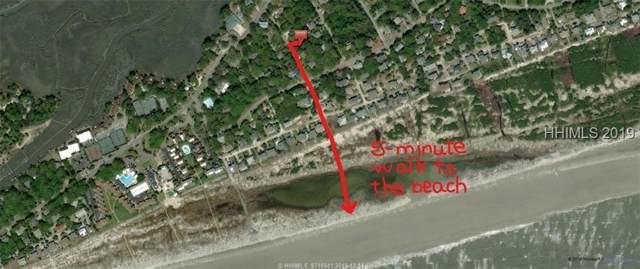 706 Swordfish Road, Fripp Island, SC 29920 (MLS #398575) :: RE/MAX Island Realty