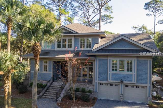 10 Spotted Sandpiper Road, Hilton Head Island, SC 29928 (MLS #398621) :: The Sheri Nixon Team