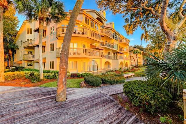 4 Village North Drive #65, Hilton Head Island, SC 29926 (MLS #398648) :: Collins Group Realty