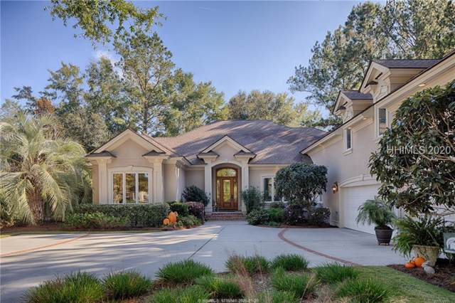 73 Hampton Hall Boulevard, Bluffton, SC 29910 (MLS #398698) :: The Alliance Group Realty