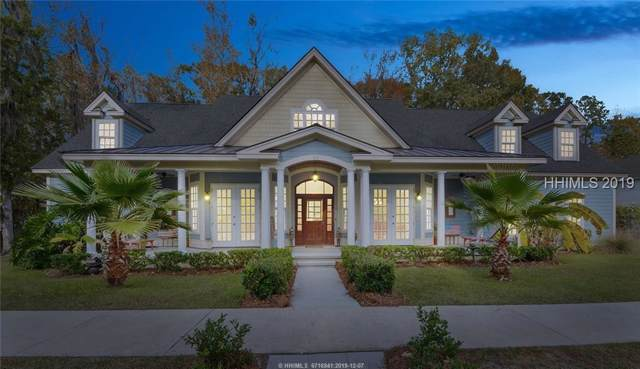 55 Chalmers Street, Bluffton, SC 29910 (MLS #398822) :: The Coastal Living Team