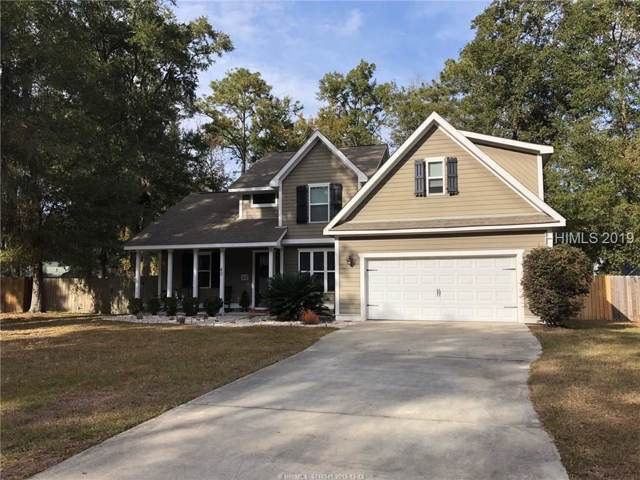 42 Osprey Road, Beaufort, SC 29907 (MLS #398910) :: Schembra Real Estate Group