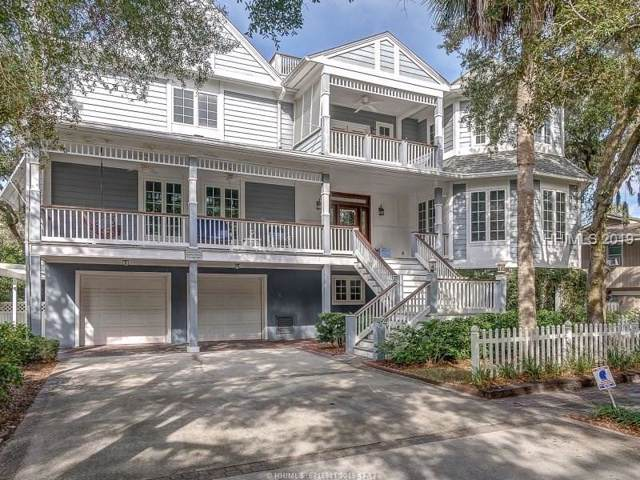 66 Dune Lane, Hilton Head Island, SC 29928 (MLS #398916) :: Schembra Real Estate Group