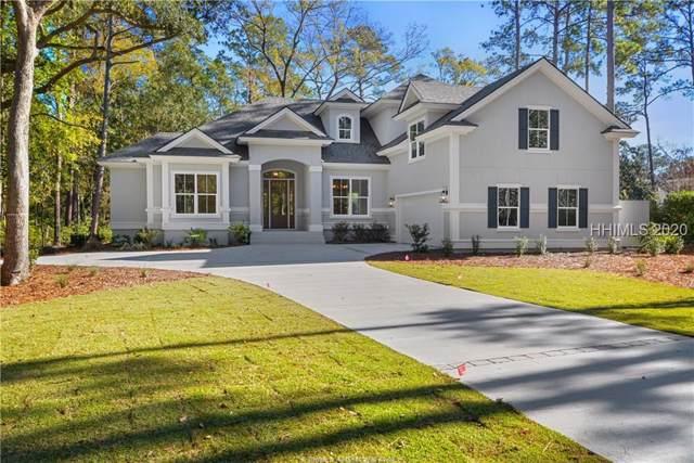 11 Pond Drive, Hilton Head Island, SC 29926 (MLS #398976) :: Southern Lifestyle Properties