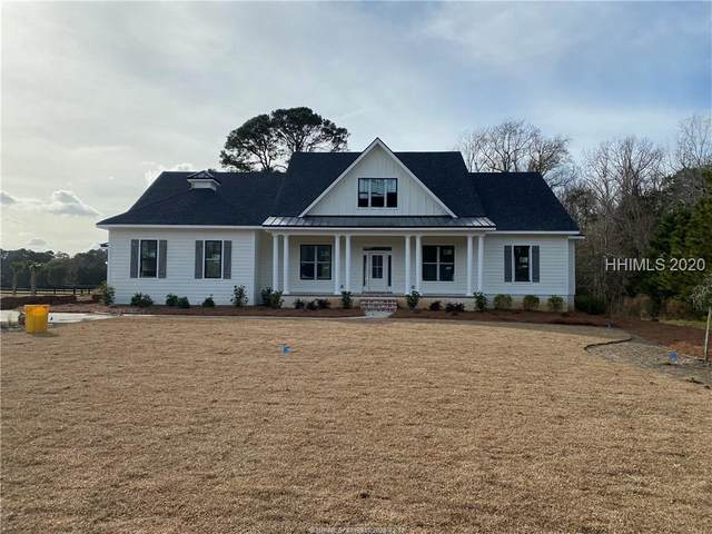 83 Plantation House Drive, Bluffton, SC 29910 (MLS #398996) :: The Alliance Group Realty