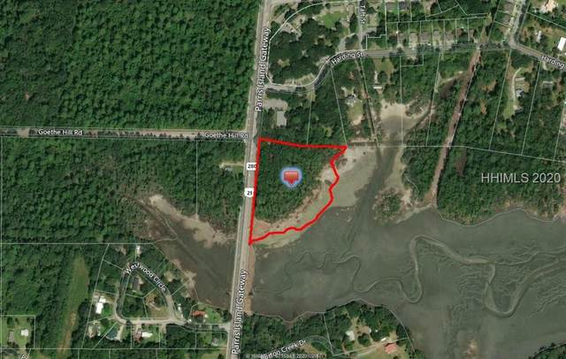 Parris Island Gateway, Beaufort, SC 29906 (MLS #399046) :: Beth Drake REALTOR®