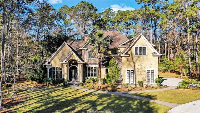 5 Sylvan Court, Bluffton, SC 29910 (MLS #399140) :: The Alliance Group Realty