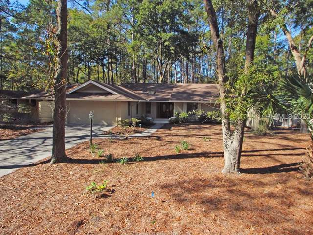 26 Edgewood Drive, Hilton Head Island, SC 29926 (MLS #399256) :: The Coastal Living Team