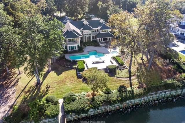 42 Magnolia Blossom Drive, Bluffton, SC 29910 (MLS #399260) :: Hilton Head Dot Real Estate