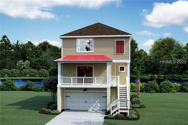 5 Talon Court, Hilton Head Island, SC 29926 (MLS #399321) :: The Coastal Living Team
