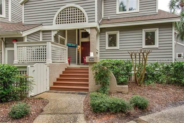 7880 Ocean Lane #7618, Hilton Head Island, SC 29928 (MLS #399516) :: Southern Lifestyle Properties