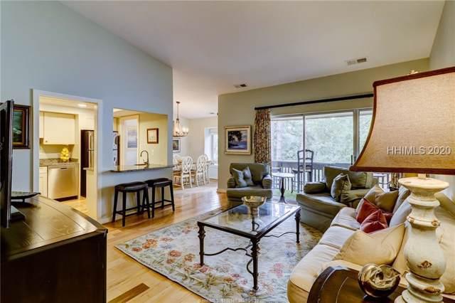 6 Braddock Bluff Drive #1670, Hilton Head Island, SC 29938 (MLS #399557) :: Collins Group Realty