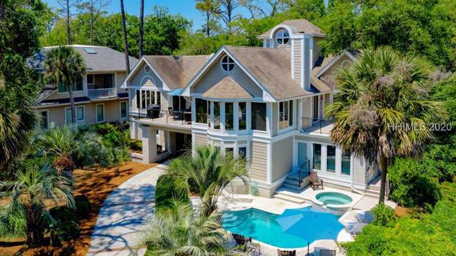 5 Brigantine, Hilton Head Island, SC 29928 (MLS #399568) :: Schembra Real Estate Group
