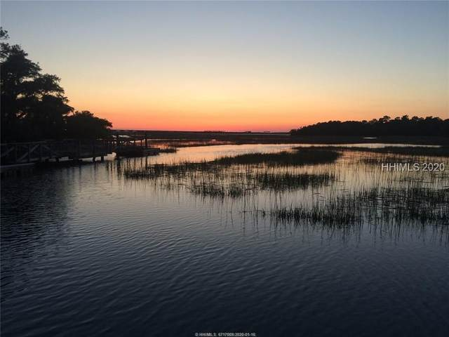 109 Willow Point Road, Beaufort, SC 29906 (MLS #399598) :: Southern Lifestyle Properties