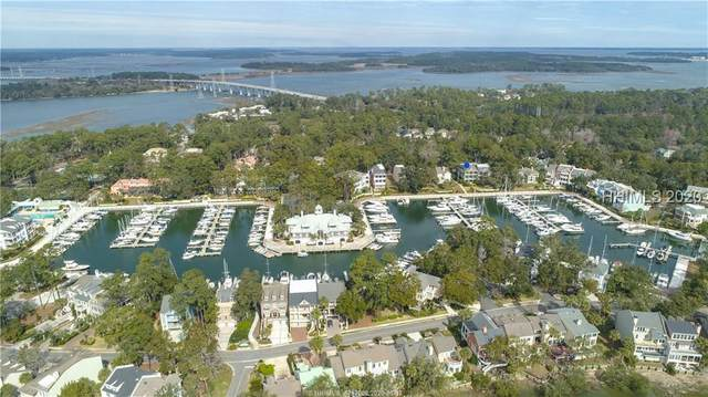 H-127 Windmill Harbour Marina, Hilton Head Island, SC 29926 (MLS #399600) :: Hilton Head Dot Real Estate