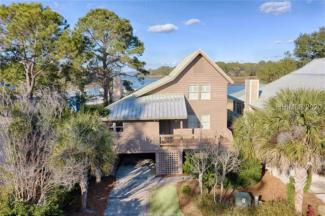 12 Portside Drive, Hilton Head Island, SC 29928 (MLS #399650) :: Southern Lifestyle Properties