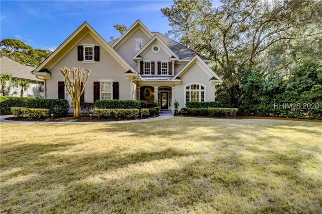 228 Fort Howell Drive, Hilton Head Island, SC 29926 (MLS #399658) :: The Alliance Group Realty