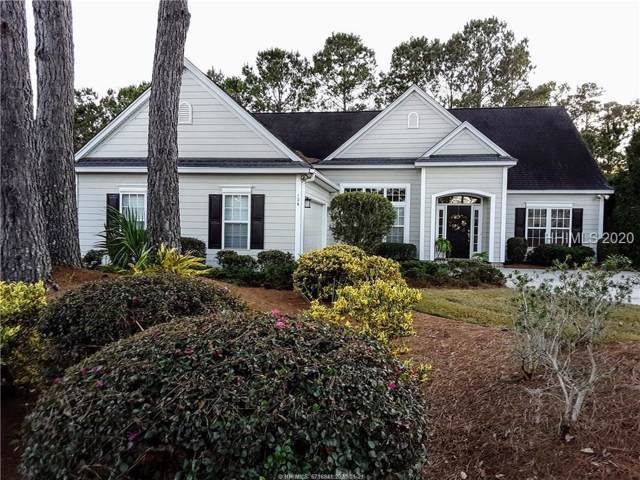 126 Oak Forest Road, Bluffton, SC 29910 (MLS #399669) :: The Alliance Group Realty