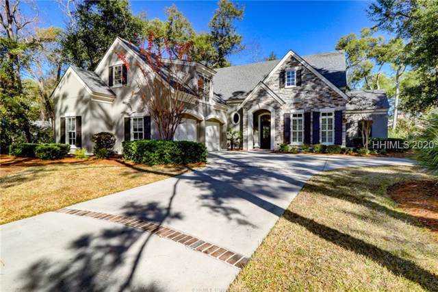 4 Interlochen Drive, Hilton Head Island, SC 29928 (MLS #399698) :: Southern Lifestyle Properties