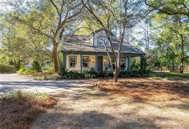 126 Elliott Street, Beaufort, SC 29902 (MLS #399715) :: Southern Lifestyle Properties