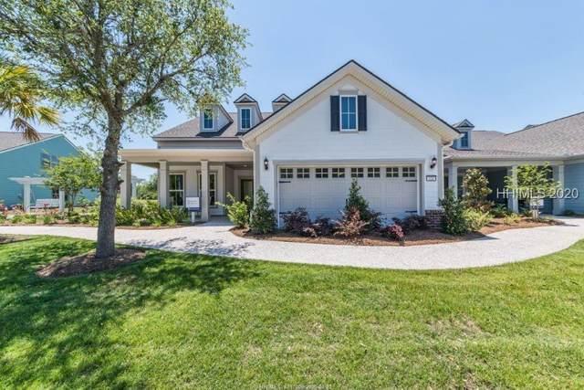 121 Kings Creek Drive, Bluffton, SC 29909 (MLS #399753) :: Judy Flanagan