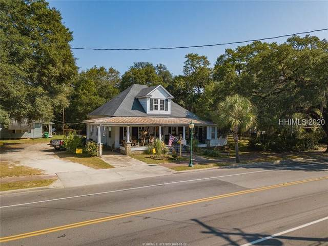 7915 E Main Street, Ridgeland, SC 29936 (MLS #399764) :: The Alliance Group Realty
