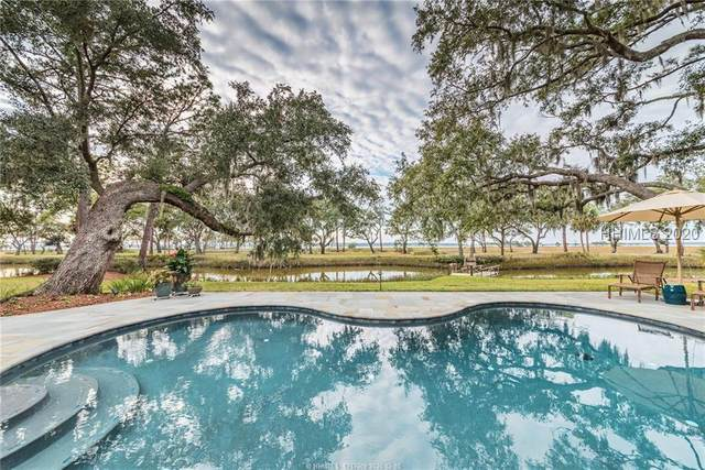 67 Baynard Park Road, Hilton Head Island, SC 29928 (MLS #399778) :: The Alliance Group Realty