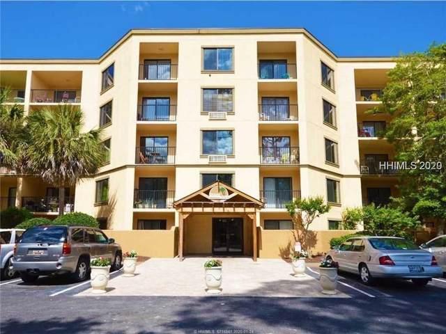 10 Lemoyne Avenue #116, Hilton Head Island, SC 29928 (MLS #399790) :: The Alliance Group Realty
