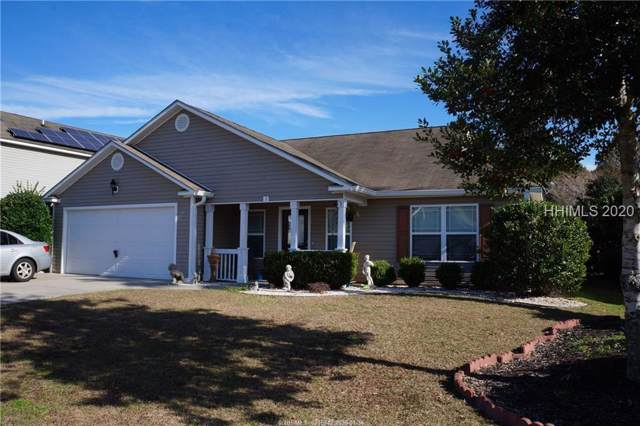 5 Heartstone Circle, Bluffton, SC 29910 (MLS #399878) :: The Coastal Living Team