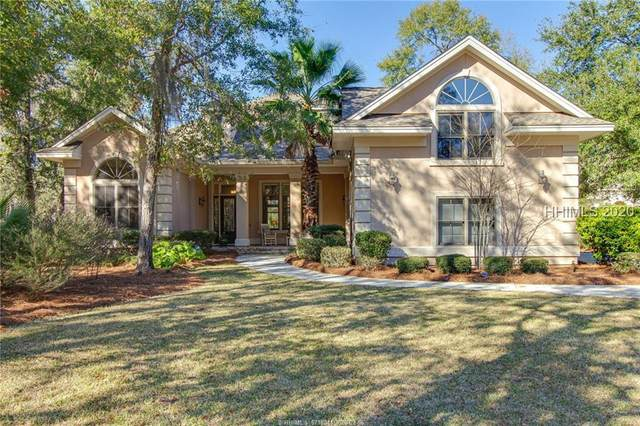 21 Pond Drive, Hilton Head Island, SC 29926 (MLS #399920) :: The Coastal Living Team