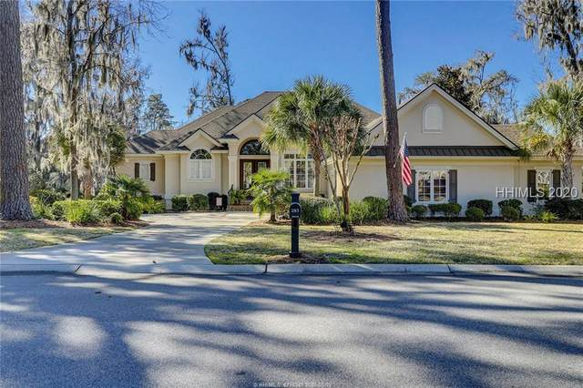 283 Belfair Oaks Boulevard, Bluffton, SC 29910 (MLS #400022) :: Hilton Head Dot Real Estate