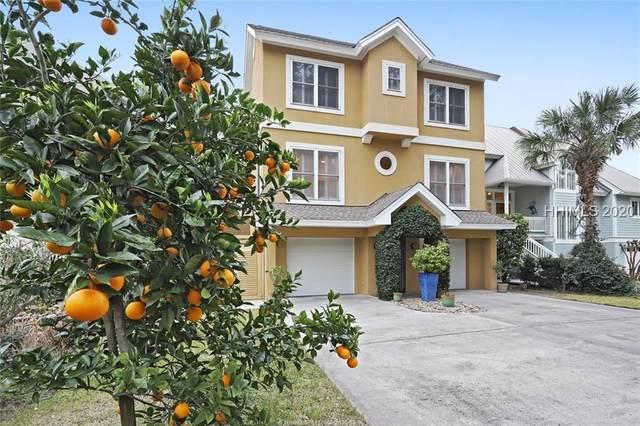 18 Sterling Pointe Drive, Hilton Head Island, SC 29926 (MLS #400028) :: The Sheri Nixon Team