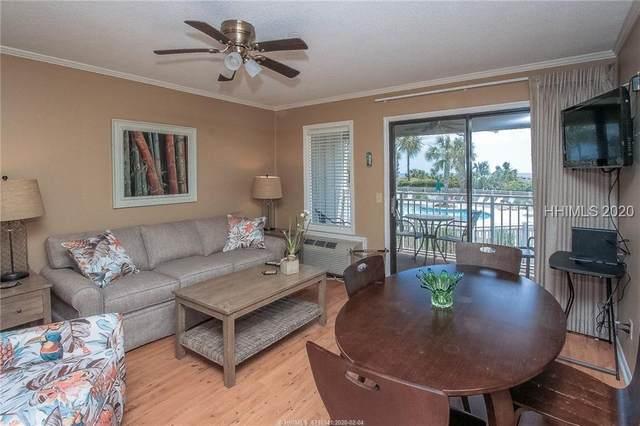 43 S Forest Beach Drive #115, Hilton Head Island, SC 29928 (MLS #400029) :: The Coastal Living Team