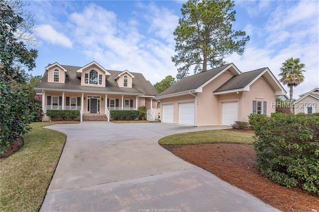 1506 Gleasons Landing Court, Saint Helena Island, SC 29920 (MLS #400050) :: Collins Group Realty