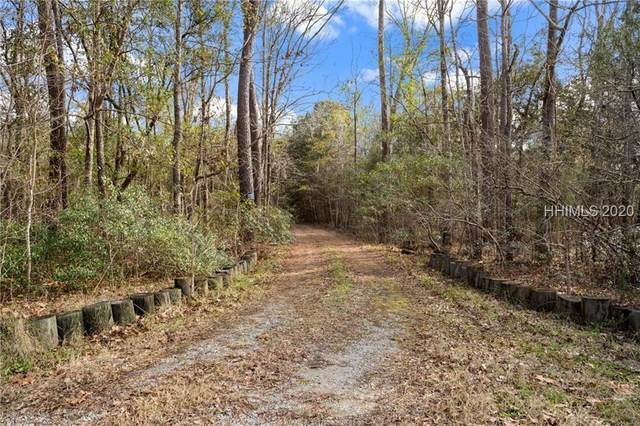 66 Bull Corner Road, Yemassee, SC 29945 (MLS #400070) :: Hilton Head Dot Real Estate